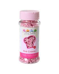 FC Sprinkles Pink Crowns - 45g