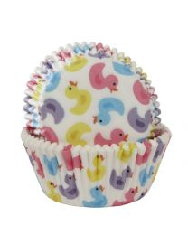 HoM Baking Cups Bath Ducks