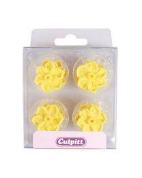 Culpitt Suikerdecoratie Narcissen Geel pk/12