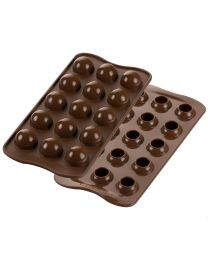 Silikomart Chocolate Mould Tartufino
