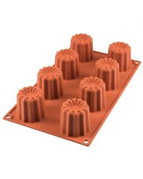 Silikomart Canelé Mould