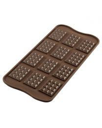 Silikomart Chocolate Mould Tablette