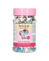 FunCakes Sprinkle Medley -Galaxy- 180 gram