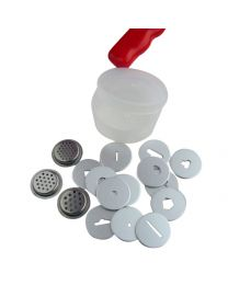 Disc set 16 pcs voor Sugarcraft Gun