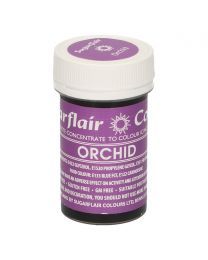 Sugarflair Paste Colour ORCHID 25g
