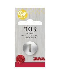 Wilton Decorating Tip #103 Petal